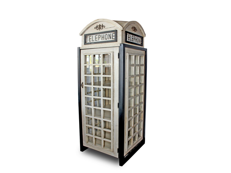 1_door_white_telephone_booth_cabinet_yuni_bali_furniture_manufactuerer_exporter_jepara_teakwood_indonesia_shopping_showroom