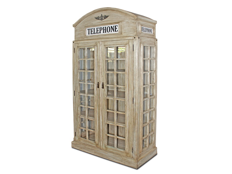 2_doors_white_telephone_booth_cabinet_yuni_bali_furniture_manufactuerer_exporter_jepara_teakwood_indonesia_shopping_showroom